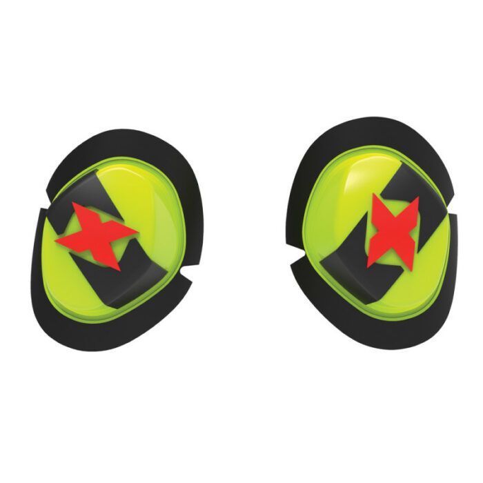 Oxford Knee sliders - Icon fluo
