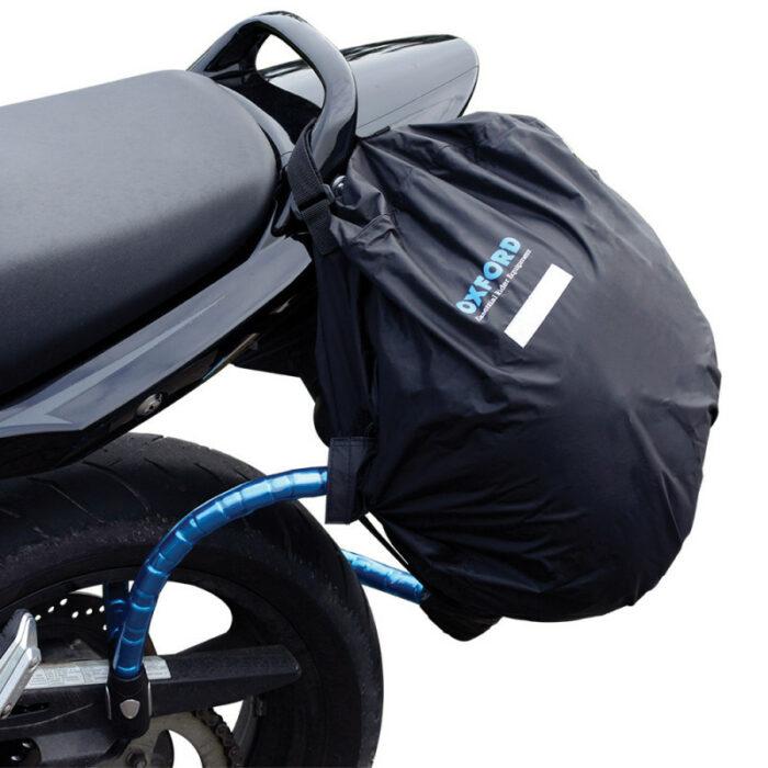 Lockable Helmet Bag