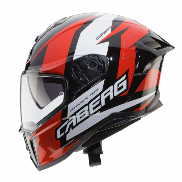 Caberg Drift Evo Speedster Black/Red/White