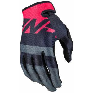 2020 Answer Ladies AR1 Voyd MX Glove Black/Charcoal/Pink