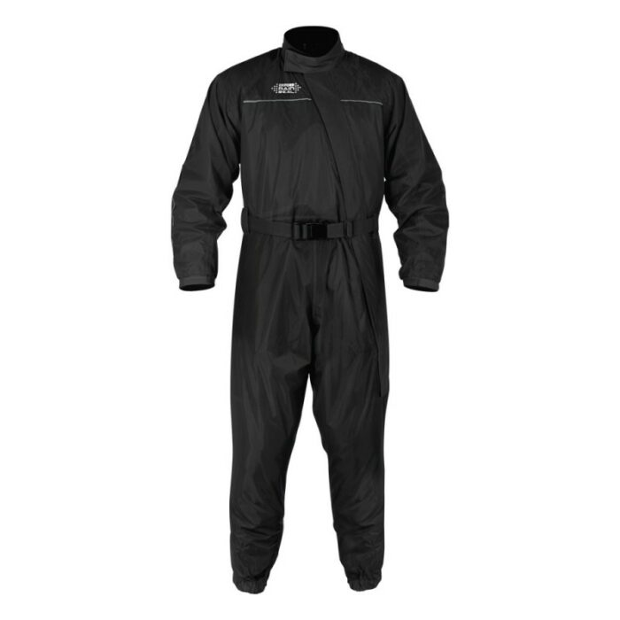 Oxford Rainseal Over Suit Black Medium