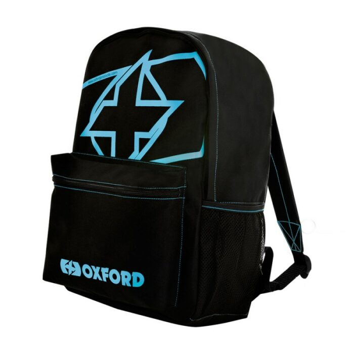 Oxford X-Rider Essential Back Pack – Blue