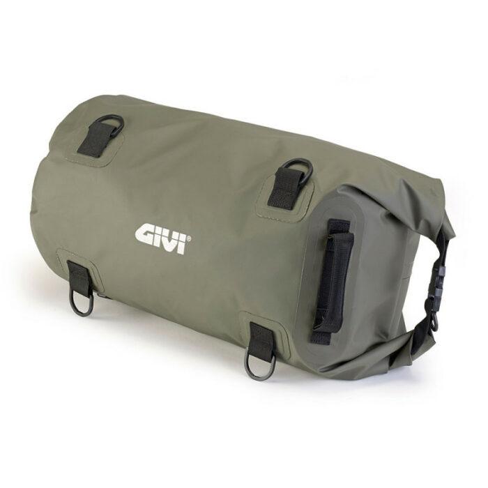 Waterproof bag - 30 ltr Khaki/Grey