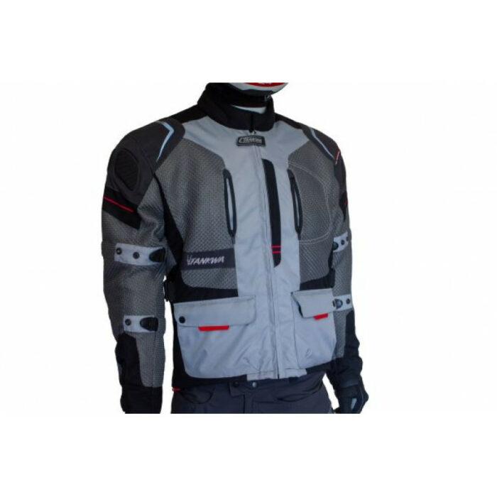 Tankwa Ventura Grey Jacket