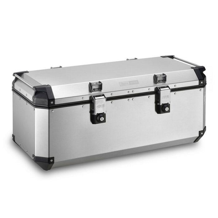 Givi Trekker Outback Box 110 LTR &amFitting Kit