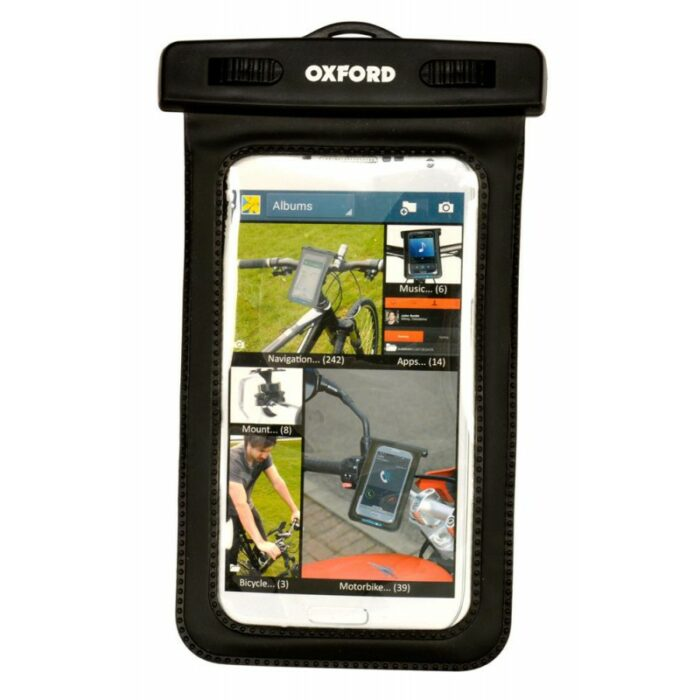 Oxford OX190 Aqua Dry Phone Mount