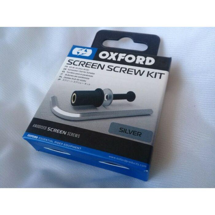 Screen Screw - Silver