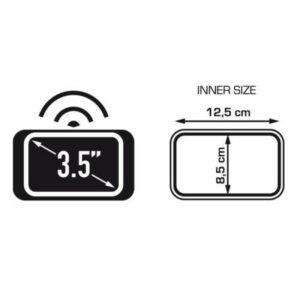 Givi S952 Universal GPS-Smartphone Holder