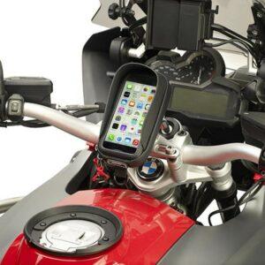 Givi S956B Universal GPS-Smartphone Holder