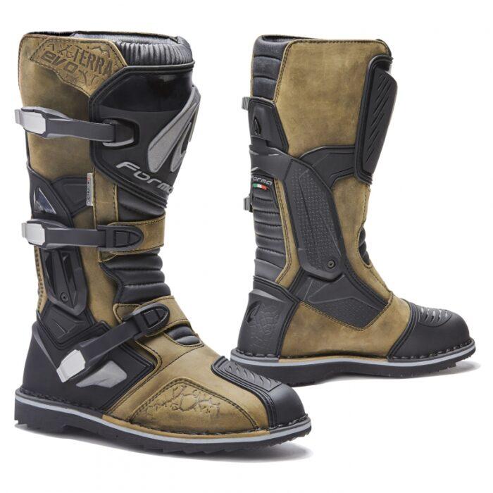Forma Terra Evo Brown Boots