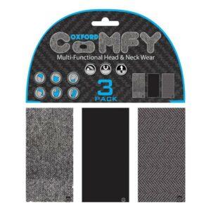 Oxford Comfy 3 Pack Herringbone