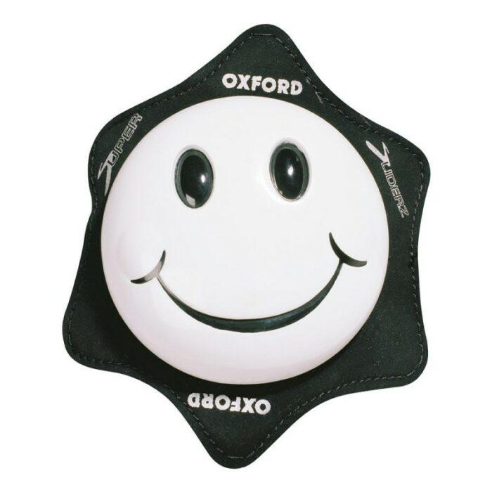 Oxford Super Sliderz - Smiley White