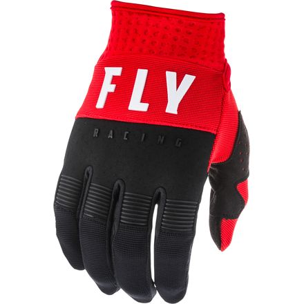 Fly Racing Glove F-16 Red - Size - YL