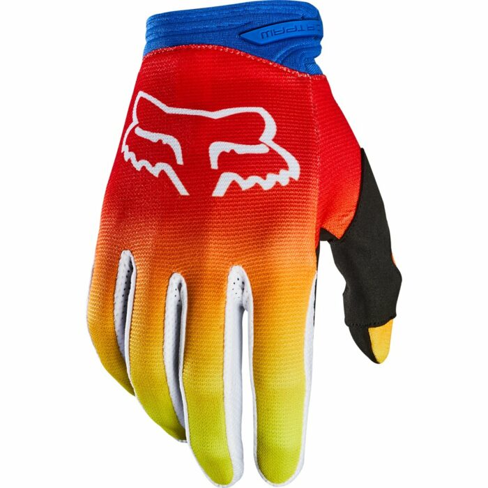 FOX Dirtpaw Glove Youth Sunset - Size - YL