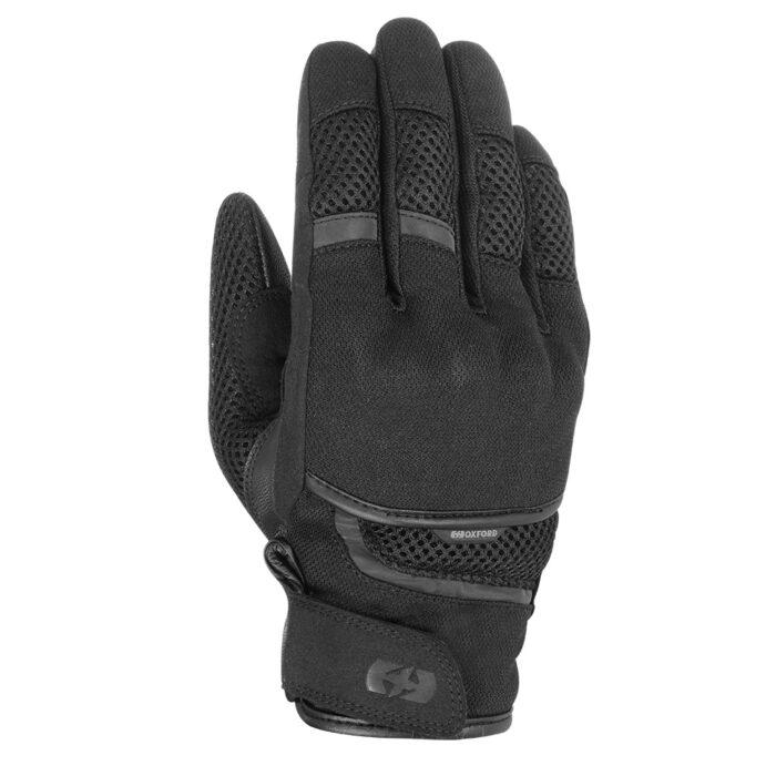 Oxford Men's Brisbane Air Glove Stealth Black - Size - XXXL