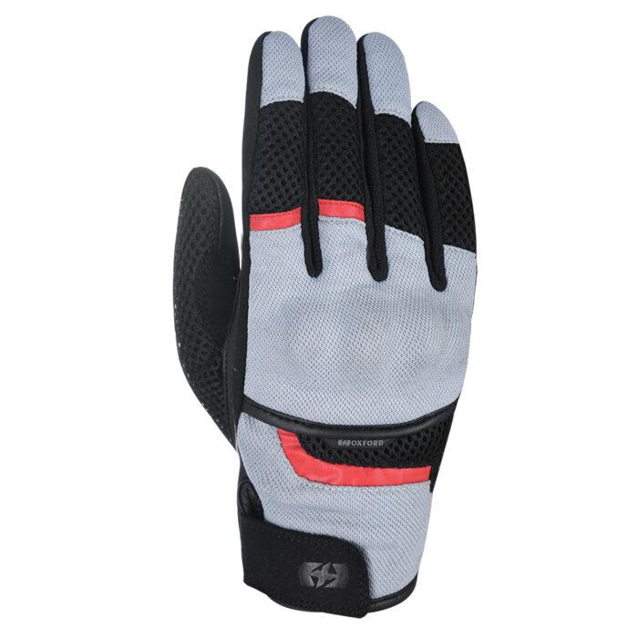 Oxford Brisbane Air MS Summer Short Glove Tech Grey - Size - M