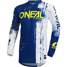 O'Neal Shred Jersey Adult Blue - Size - L