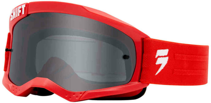 Shift White Label Goggles Red  - Size - Adult