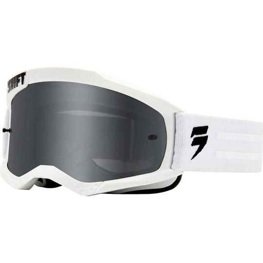 Shift White Label Goggles White - Size - Adult