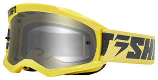 Shift White Label Goggle Yellow - Size - Adult