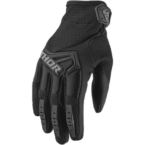Youth Spectrum Glove Black - Size - S