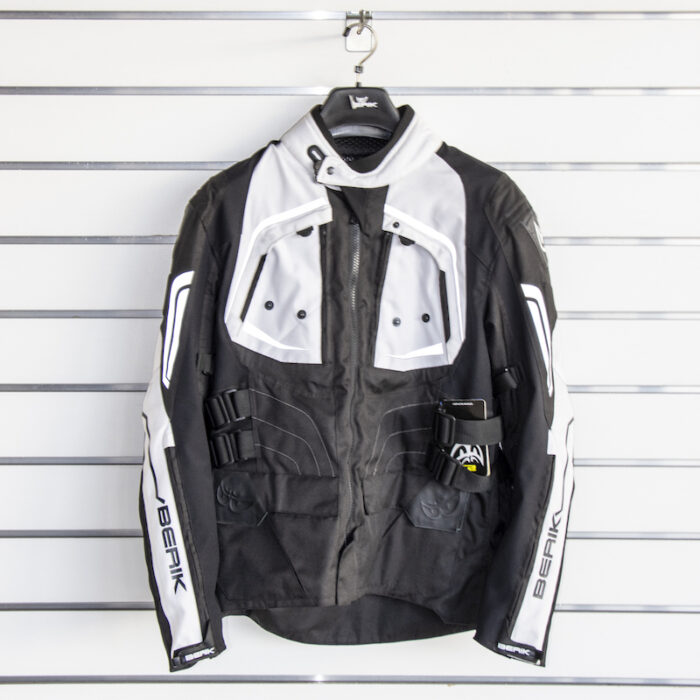 Berik Dual Purpose Jacket - Black