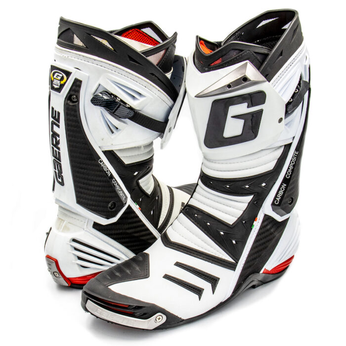Gaerne Racing Boots - White
