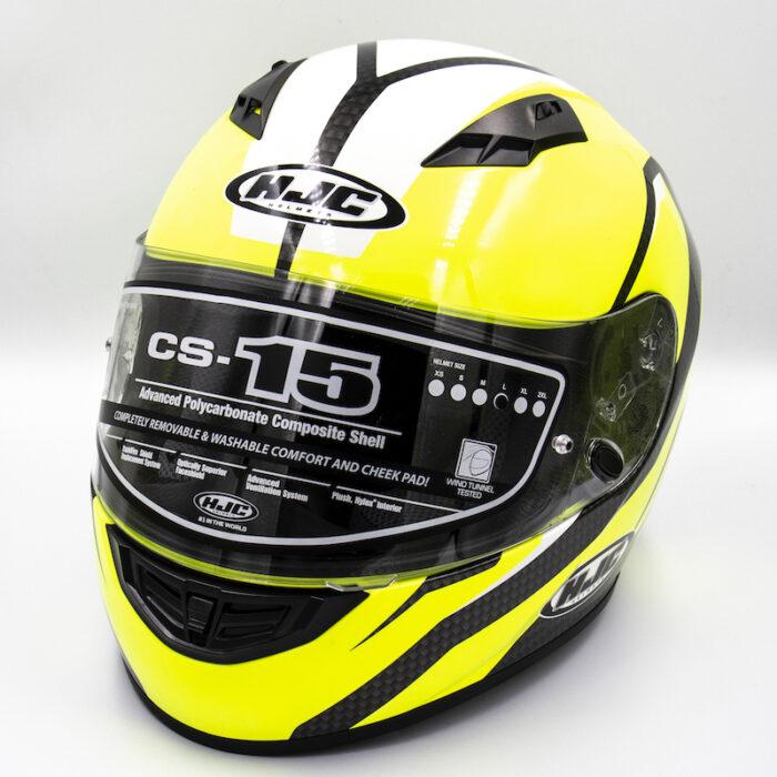 HJC CS15 Helmet - Yellow