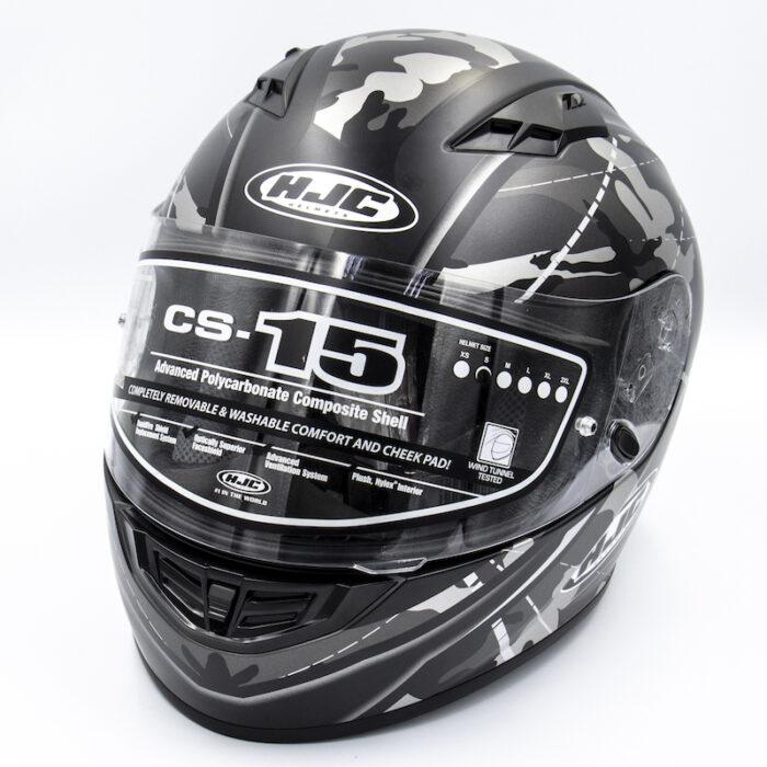 HJC CS15 Helmet - Camo