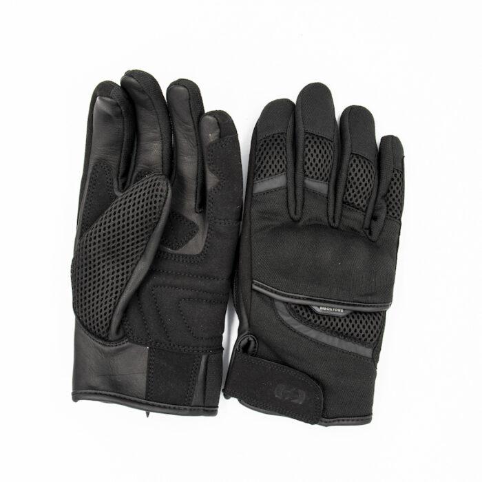 Oxford Gloves Short - Black