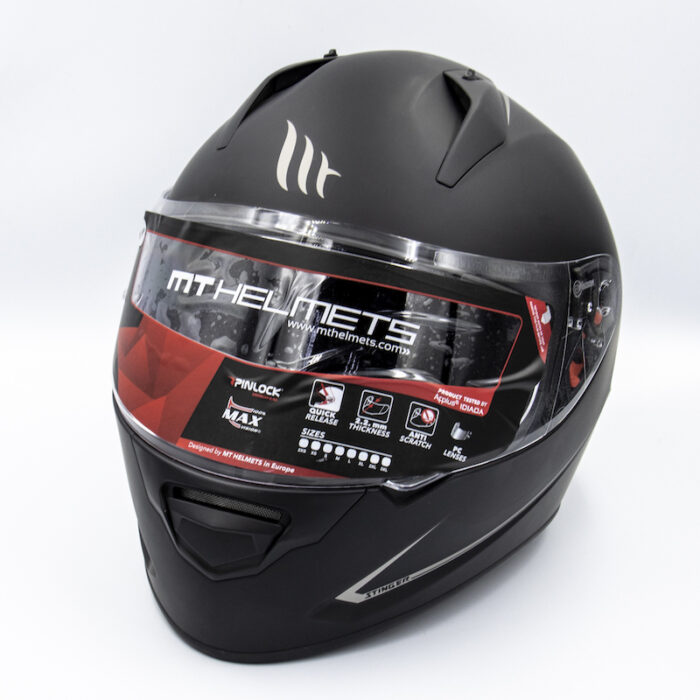 MT Helmet - Matte Black