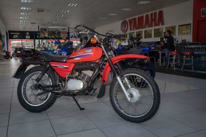 Yamaha AG100